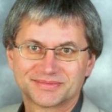 This picture showsVolker  Schwieger